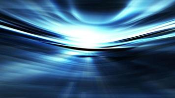loop de fundo azul elegante