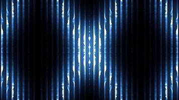 fondo de patrón azul digital