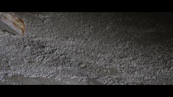 ciambelle che cadono con zucchero a velo - ciambelle 007