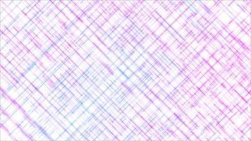 abstrait avec des lignes bouclables video
