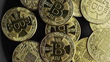 tiro giratório de bitcoins (criptomoeda digital) - bitcoin 0574