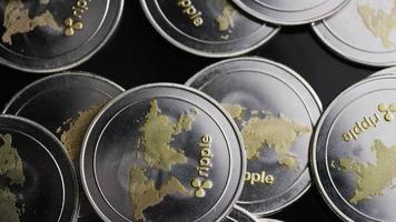 colpo rotante di bitcoin (criptovaluta digitale) - ripple bitcoin 0141
