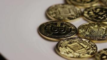 tiro giratório de bitcoins (criptomoeda digital) - bitcoin 0363