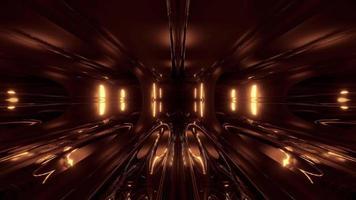 tunnel di stile pulito video