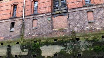 Old warehouse district - Speicherstadt - in Hamburg