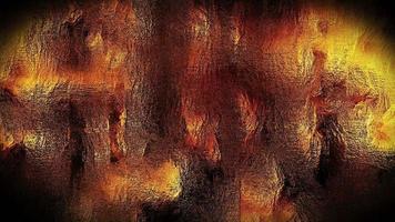 abstrakter flüssiger goldener Metallhintergrund