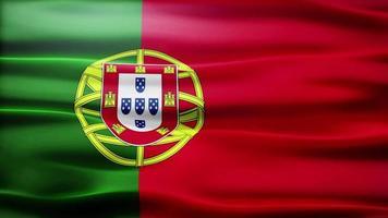 loop bandiera del portogallo