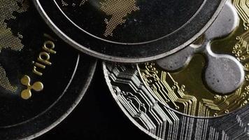 tiro giratório de bitcoins (criptomoeda digital) - ondulação de bitcoin 0183