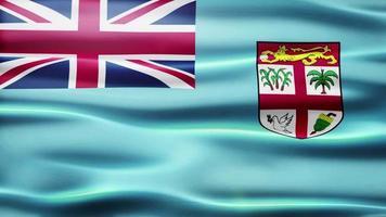 Fiji Flag Loop