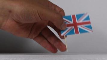 drapeaux du Brexit