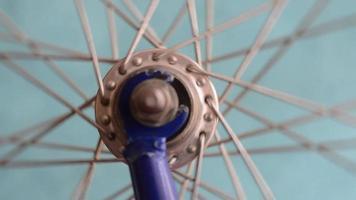 roda de bicicleta video