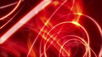 Abstract fire line background