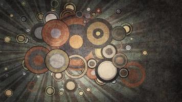 sfondo vivace cerchio