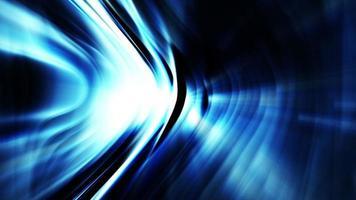 lazo de fondo abstracto azul