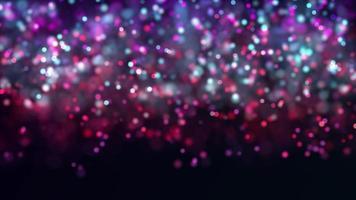 fondo de movimiento 4k starry purple daze video
