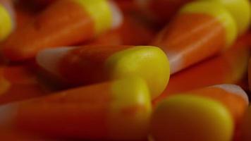 tiro giratório de milho doce de halloween - milho doce 017