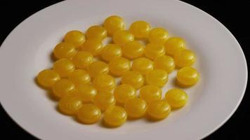 tiro giratorio de caramelos de caramelo - caramelo de caramelo 039