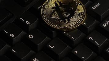 tiro giratório de bitcoins (criptomoeda digital) - bitcoin 0220