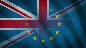drapeau de l'ue royaume-uni