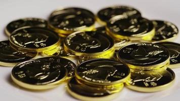 Tir rotatif de bitcoins titan (crypto-monnaie numérique) - bitcoin titan 106 video