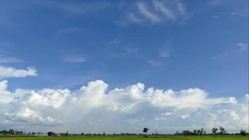 lapso de tiempo de cloudscape.