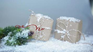 Navidad video