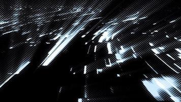 loop de textura de fundo de luzes futuristas
