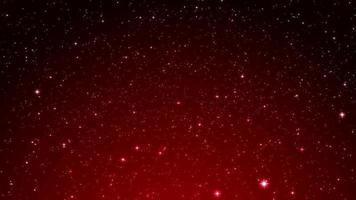 gloeiende sterren achtergrond lus