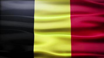 lazo de la bandera de bélgica