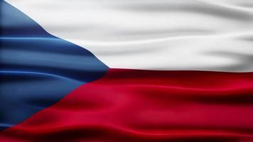 lazo de la bandera checa