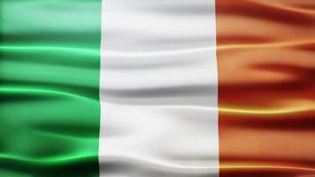 lazo de la bandera de irlanda