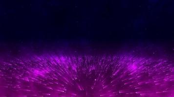 lila Strahlen Hintergrund