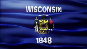 Wisconsin Flag Loop