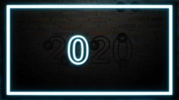 neón realista 2020 video