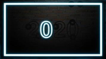 néon realista 2020 video