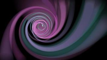 vídeo de fundo de cordas de partículas video