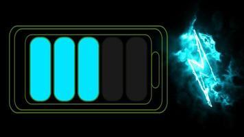 carregador rápido de bateria íon lítio video