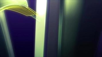 Fondo de líneas de rayas 3d abstracto