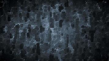 patrón abstracto azul oscuro video