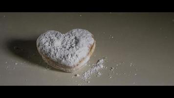 ciambelle di san valentino a forma di cuore - ciambelle 010