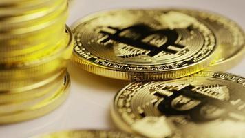 tiro giratório de bitcoins (criptomoeda digital) - bitcoin 0183