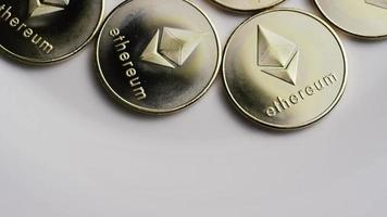 Tir rotatif de bitcoins Ethereum (crypto-monnaie numérique) - bitcoin ethereum 0003