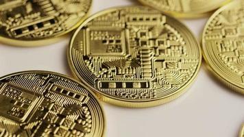 Tir rotatif de bitcoins (crypto-monnaie numérique) - bitcoin 0146