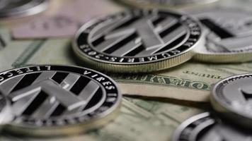 tiro giratorio de bitcoins (criptomoneda digital) - bitcoin litecoin 680 video