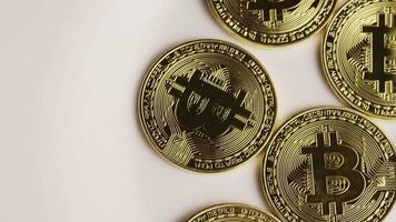 Tir rotatif de bitcoins (crypto-monnaie numérique) - bitcoin 0116