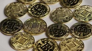 Tir rotatif de bitcoins (crypto-monnaie numérique) - bitcoin 0350