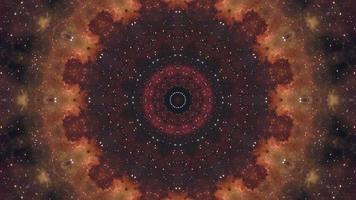 caleidoscopio de la nebulosa carina