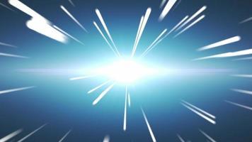 Radialgeschwindigkeit Linienraum Hintergrund