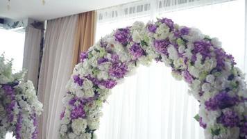 fiori da sposa video