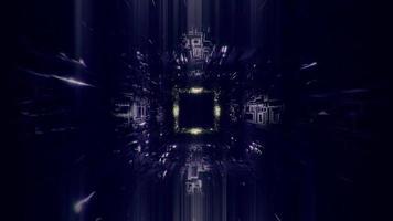 técnica tecnologia túnel espacial video